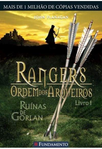 Foto principal do produto Rangers Ordem Dos Arqueiros 1 - Ruínas De Gorlan