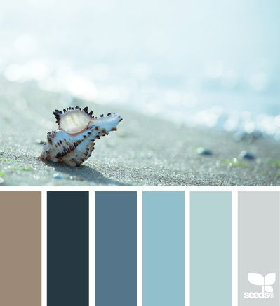 Problem deciding what colors to paint your room/house?  This website posts pictures and if the pic is attractive to you -  also gives you the colors within the pic.  Brilliant design tool.