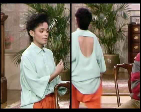 Oversized blouses: