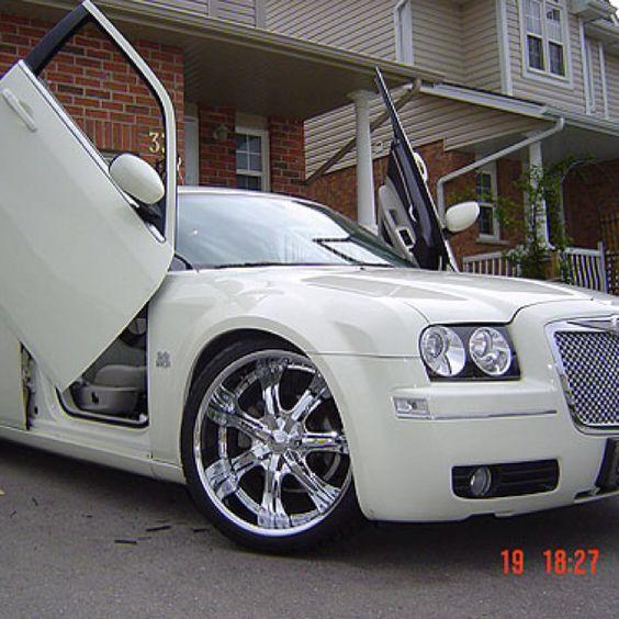I so want the Lamborghini doors lol.