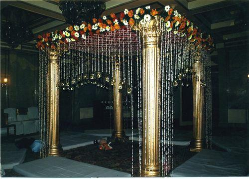 Roman Wedding Theme