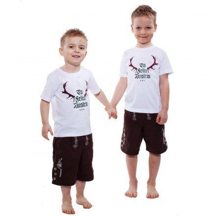 Der #TuFelixAustria Stil auch für die Kleinen #fromaustriacom