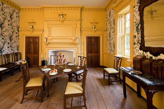 Slideshow Tour of Gunston Hall Mansion and Grounds