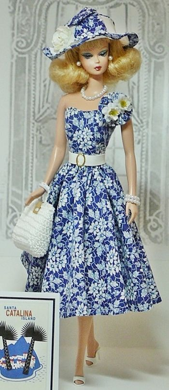 Catalina Outfit for Barbie Leuke zomer outfit