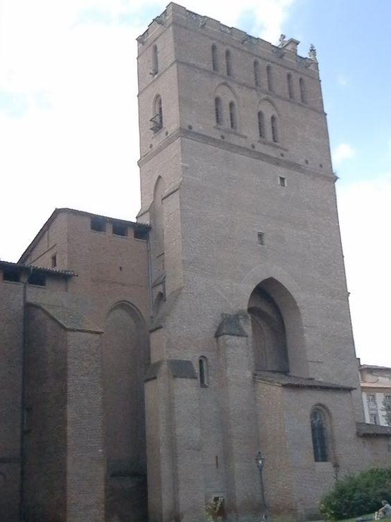 Cathédrale Saint-Étienne de Toulouse. Midi-Pyrénées