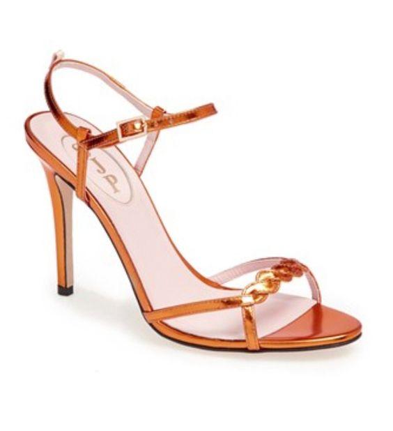 Sarah Jessica Parker's new shoes collection 'Brigitte'