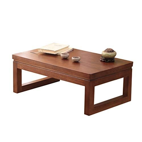 Japanese Style Tea Table Retro Household Solid Wood Low Table