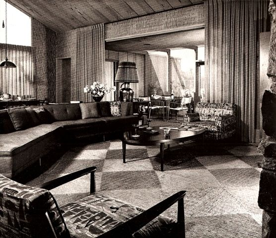He might not be as well known as some of his more illustrious contemporaries, but Mid-Century architect Philmer J. Ellerbroek F.A.I.A. (1905-1969) certainly deserves to be. Throughout the 1950&#821…