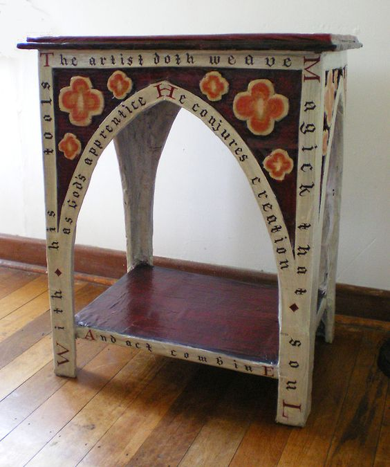 Papier Mache Furniture And Sayings On Pinterest