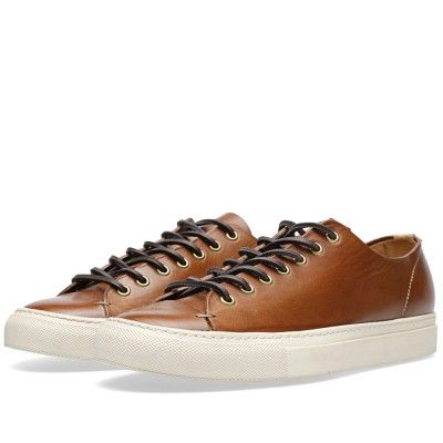 Buttero brown leather