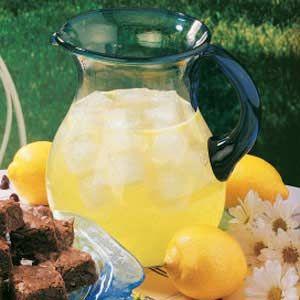 """ Fresh Lemonade Syrup Recipe "":"