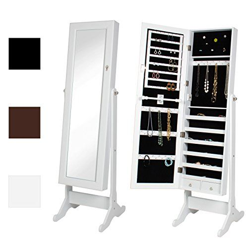15+ Best choice mirrored jewelry cabinet viral
