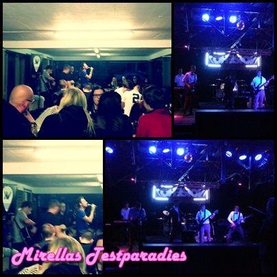 Außerdem gab es beim 5. Bloggertreffen in Köln auch Live-Musik mit einigen Bands. #BTK14