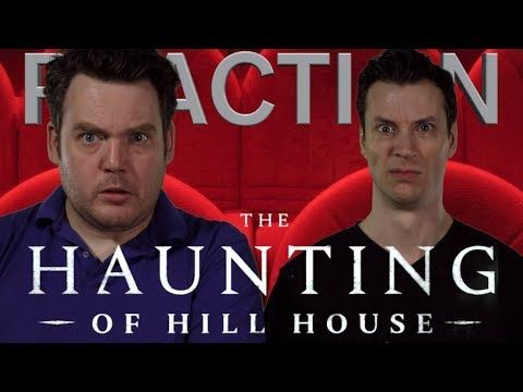 The Haunting Of Hill House Trailer Reaction Youtube House On A Hill Haunting Hills