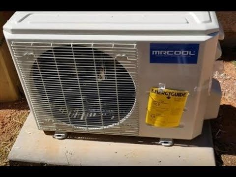 How To Wire Up A Mini Split Air Conditioner Or Heat Pump Hvac