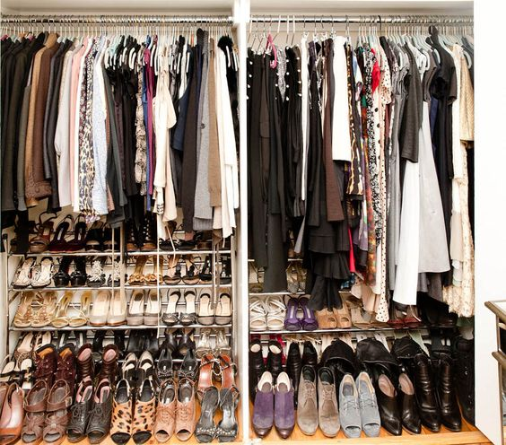 Organization is key  http://thecoveteur.com/Sarah_Brown