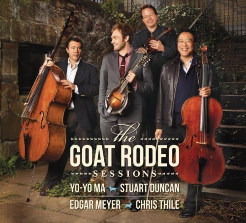 The Goat Rodeo Sessions -- great album