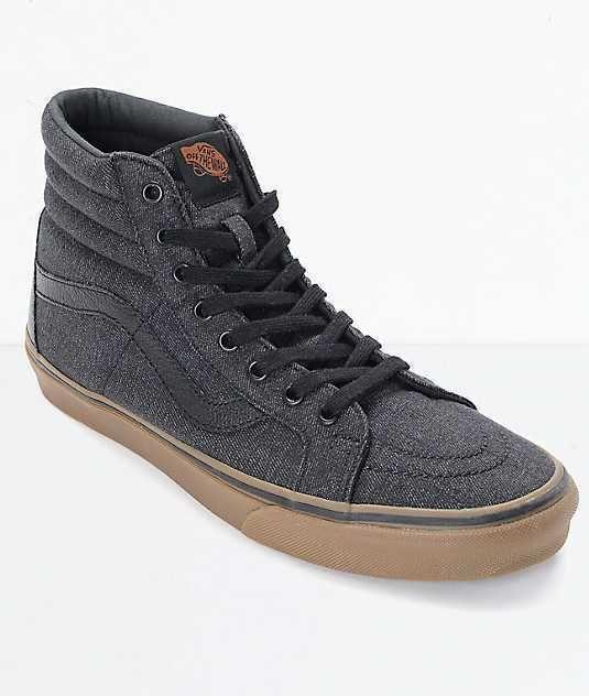 Skate shoes, Vans sk8