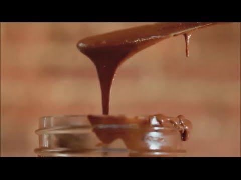 Como fazer Nutella caseira fácil (Em 1 Minuto ) (=