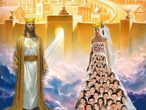 End Of The World The Bride Of Christ Must Watch Youtube Bride Of Christ Pictures Of Jesus Christ Jesus Pictures