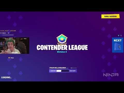 Ninja Gets Destroyed Fortnite Seriousgamers Youtube Fortnite Destroyed Ninja