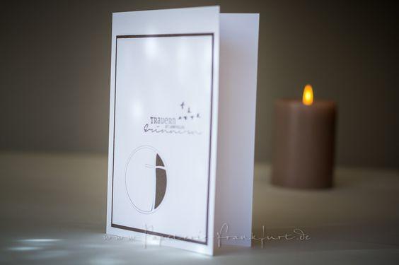 Trauerkarte, Alexandra Renke, Trauern ist leibevoles erinnern