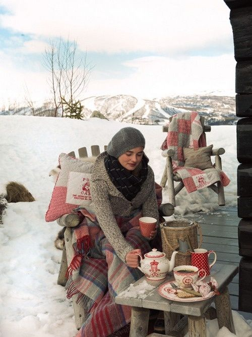 ♥ Winter picnic -
