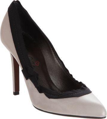 Lanvin #shoes crossgrain #heels #pumps