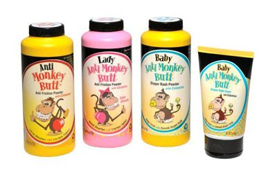Anti Monkey Butt...I can't believe we sell so much of this at my store....and my kids swear by it!!!!!