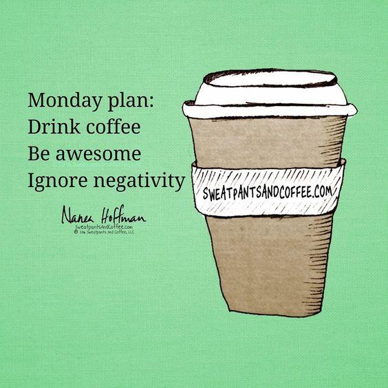 Monday Plans: