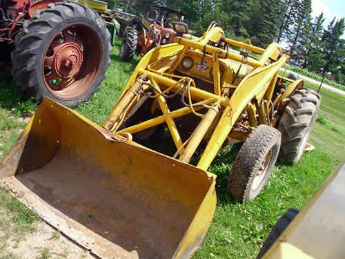 Used Tractor Parts Salvage Yards : Massey ferguson tractor salvaged for used parts call