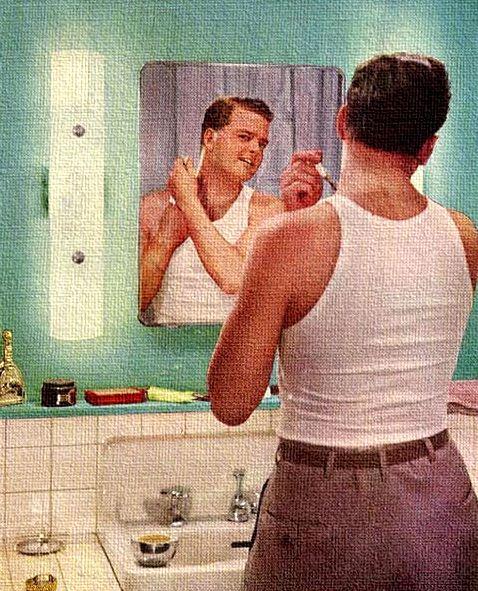 rogerwilkerson:  Thursday Morning Shave