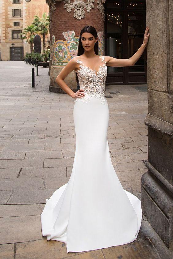 Milla Nova Bridal 2017 Wedding Dresses / http://www.himisspuff.com/milla-nova-bridal-2017-wedding-dresses/3/