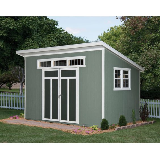 Product Image 2 Wood Storage Sheds Lowes Storage Sheds Backyard Sheds
