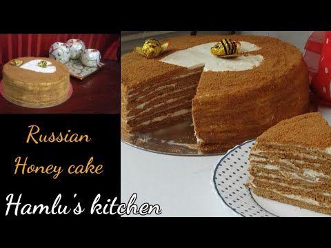 Honey Cake Recipe In Malayalam Russian Honey Cake