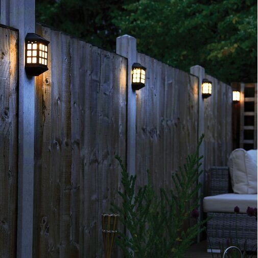 Wildon Home Led Solar Decorative And Accent Lights Wayfair Co Uk