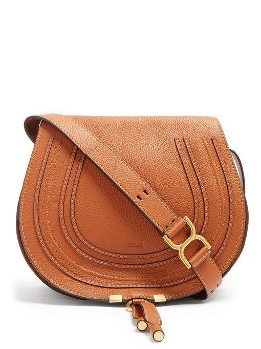 Chloé Marcie medium leather cross-body bag  70c4117047e76