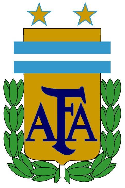 Argentine Football Federation & Argentina National Team Logo [EPS-PDF Files]