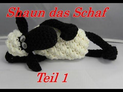 Shaun das Schaf häkeln: Infos: https://www.facebook.com/mitVeronikaHug?ref=bookmarks