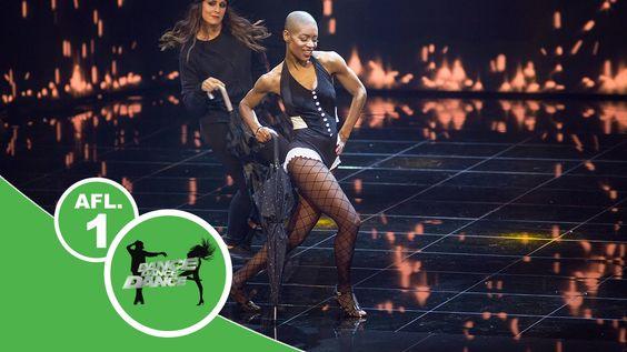 Sylvana danst op 'Umbrella' van Rihanna | Dance Dance Dance