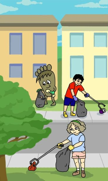please help keep the world safe 7 ways to keep the environment safe and clean  spend regular time playing  and learning in the natural world are happier, healthier, smarter,.