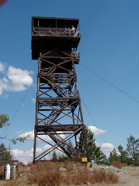 Lookouts for Sale - Forest Fire Lookout Association