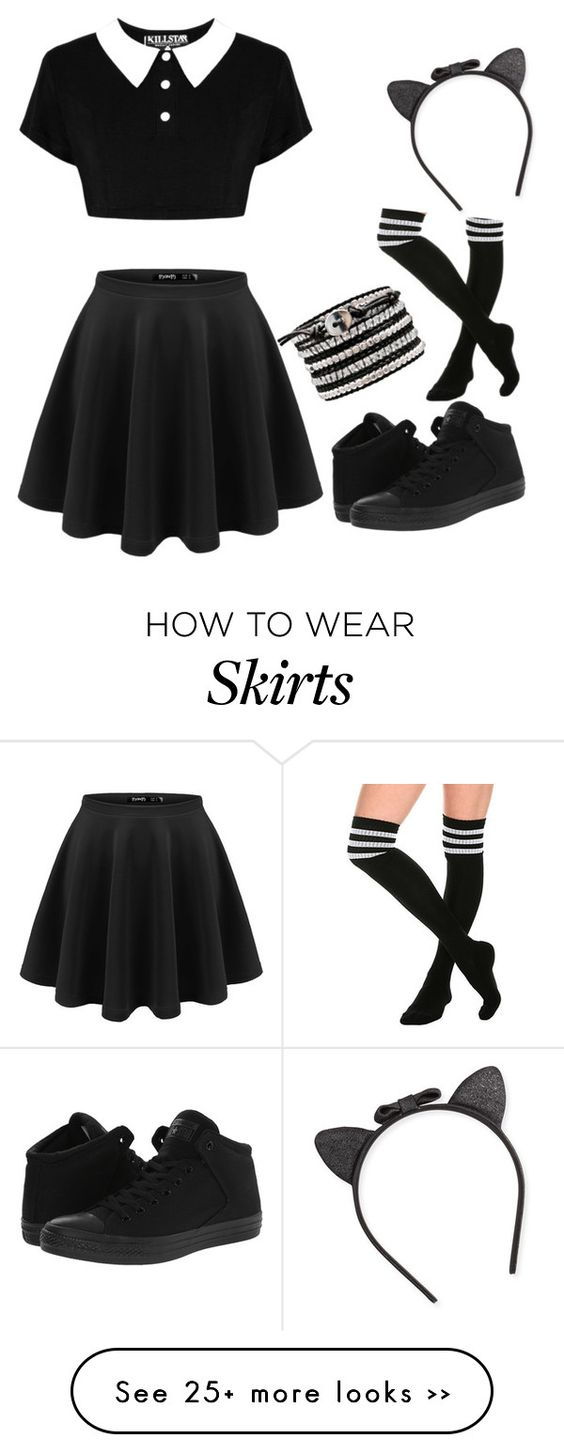 """Tight up skirt"" by gurveenpanesar on Polyvore"