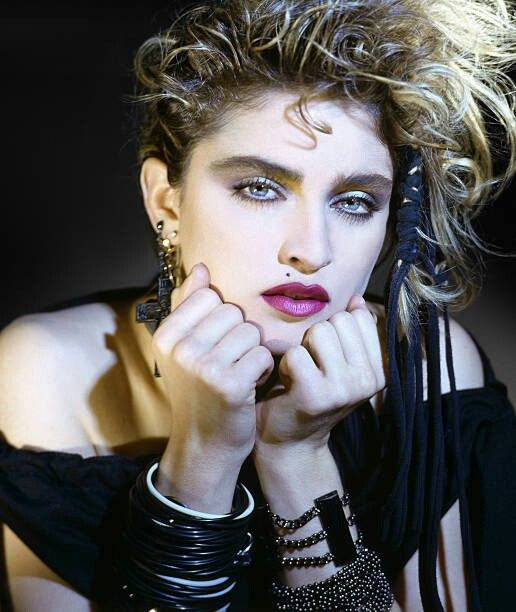 Madonna Like A Virgin By Kevin On Madonna Madonna 80s Makeup