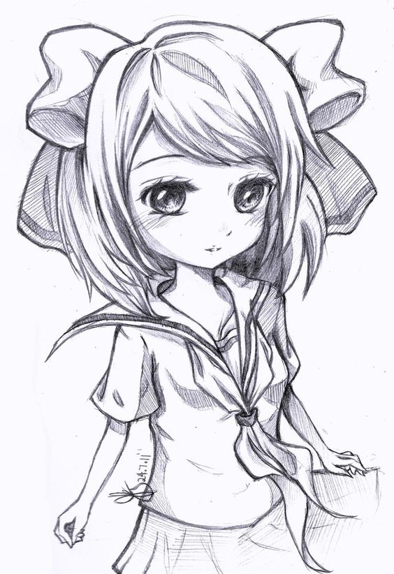 Pretty Anime Girls Coloring Pages Nice Stunning Online
