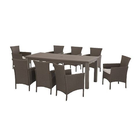 Buy 8 Outdoor Dining Sets Online At Overstock Our Best Patio Furniture Deals Patio Furniture Deals Dining Set Patio Dining Set