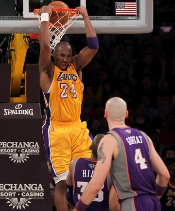 VIDEO: Kobe Bryant EXPLODES for 48 Points to Beat the Suns. Watch in HD! (Jan. 10, 2012)!