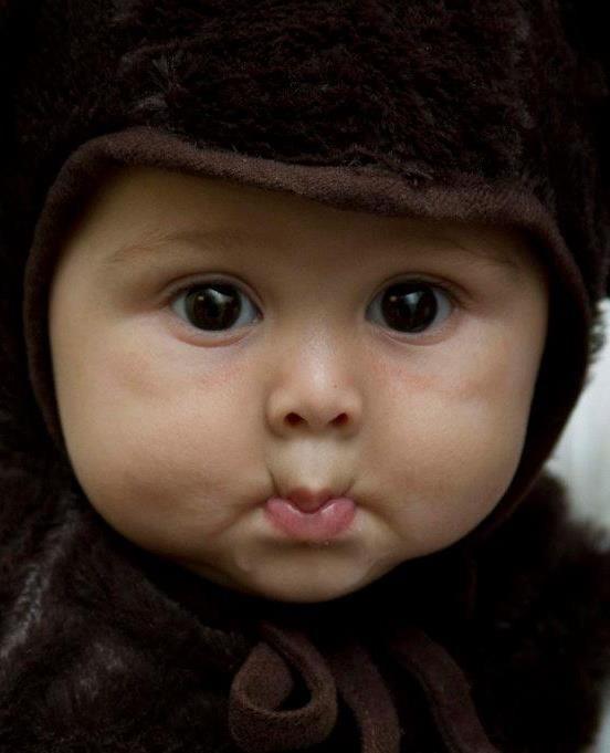 Pucker up... ♥
