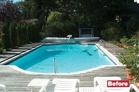 This pool was in need of a major update--it was originally built in the 1960s! http://www.poolspaoutdoor.com/pools/inground-pools/articles/pool-renovations-before-after.aspx