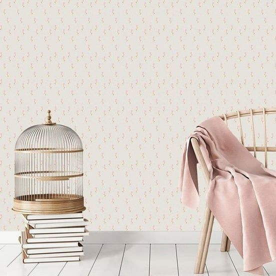 Ida Grey Selfadhesive Wallpaper Easy To Peel And Stick No Glue Needed Leaves No Residue When Remov Kids Wallpaper Nursery Wallpaper Self Adhesive Wallpaper